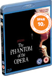 The Phantom Of The Opera (UK-import) (BLU-RAY)