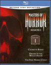 Masters Of Horror - Sesong 1 Del 1 (BLU-RAY)