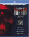 Masters Of Horror - Sesong 1 Del 4 (BLU-RAY)