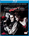 Sweeney Todd - Demonbarbereren Fra Fleet Street (UK-import) (BLU-RAY)