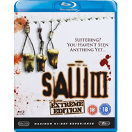 Saw 3 - Extreme Edition (UK-import) (BLU-RAY)