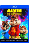 Alvin Og Gjengen (UK-import) (BLU-RAY)