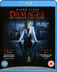 Damages - Sesong 1 (UK-import) (BLU-RAY)