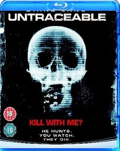 Untraceable (UK-import) (BLU-RAY)