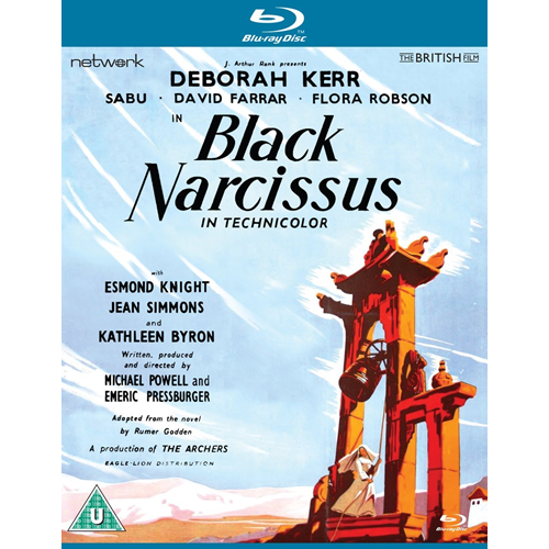 Black Narcissus (UK-import) (BLU-RAY)
