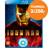 Produktbilde for Iron Man (BLU-RAY)