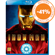 Produktbilde for Iron Man 1 (BLU-RAY)