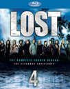 Lost - Sesong 4 (UK-import) (BLU-RAY)