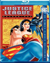 Justice League - Sesong 1 (BLU-RAY)