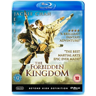 The Forbidden Kingdom (UK-import) (BLU-RAY)