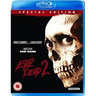 Evil Dead 2 - Special Edition (UK-import) (BLU-RAY)