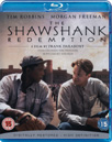 The Shawshank Redemption (UK-import) (BLU-RAY)
