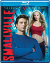 Smallville - Sesong 7 (UK-import) (BLU-RAY)
