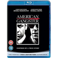American Gangster (UK-import) (BLU-RAY)