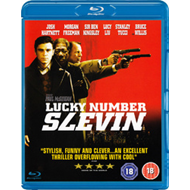 Lucky Number Slevin (UK-import) (BLU-RAY)