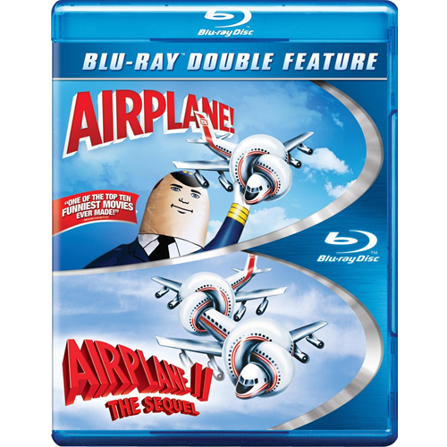 Airplane / Airplane II: The Sequel (BLU-RAY)