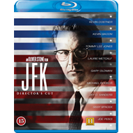 JFK - Director's Cut (BLU-RAY)