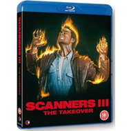 Scanners 3 - The Takeover (UK-import) (BLU-RAY)