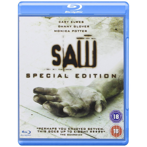 Saw (UK-import) (BLU-RAY)