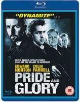 Pride And Glory (UK-import) (BLU-RAY)