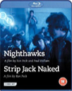 Nighthawks / Strip Jack Naked (UK-import) (BLU-RAY)