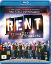 Rent - Live On Broadway (BLU-RAY)
