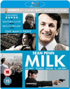 Milk (UK-import) (BLU-RAY)