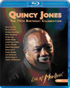 Quincy Jones - The 75th Birthday Celebration Live At Montreux (BLU-RAY)