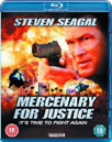 Mercenary For Justice (UK-import) (BLU-RAY)
