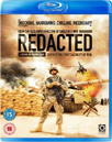 Redacted (UK-import) (BLU-RAY)