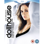 Dollhouse - Sesong 1 (UK-import) (BLU-RAY)