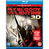 My Bloody Valentine (UK-import) (BLU-RAY)