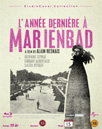 Last Year In Marienbad (UK-import) (BLU-RAY)