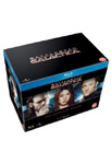 Produktbilde for Battlestar Galactica - The Complete Series (UK-import) (BLU-RAY)