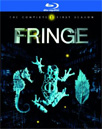 Fringe - Sesong 1 (UK-import) (BLU-RAY)
