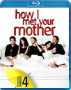 How I Met Your Mother - Sesong 4 (BLU-RAY)