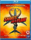 Snakes On A Plane (UK-import) (BLU-RAY)
