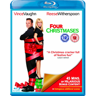 Four Christmases (UK-import) (BLU-RAY)