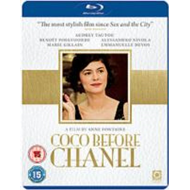 Coco Before Chanel (UK-import) (BLU-RAY)