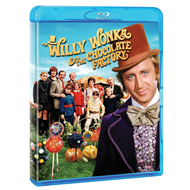 Willy Wonka And The Chocolate Factory (UK-import) (BLU-RAY)