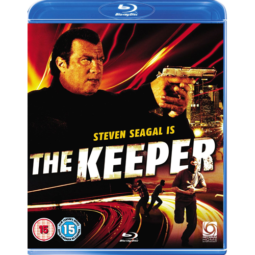 The Keeper (UK-import) (BLU-RAY)