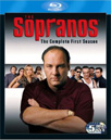 The Sopranos - Sesong 1 (UK-import) (BLU-RAY)