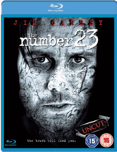 The Number 23 (UK-import) (BLU-RAY)