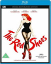 The Red Shoes - Anniversary Edition (UK-import) (BLU-RAY)
