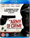 The Army Of Crime (UK-import) (BLU-RAY)