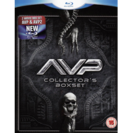 Alien Vs. Predator 1 & 2 (UK-import) (BLU-RAY)