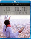 Produktbilde for Jimi Hendrix - Live At Woodstock (BLU-RAY)