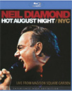 Neil Diamond - Hot August Night NYC (BLU-RAY)