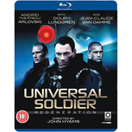 Universal Soldier - Regeneration (UK-import) (BLU-RAY)