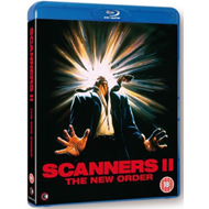 Scanners 2 - The New Order (UK-import) (BLU-RAY)